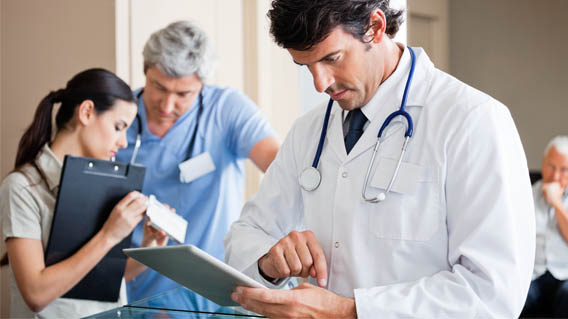 Doctors at Long Term Care home applying for funding to have WWWorks help protect them