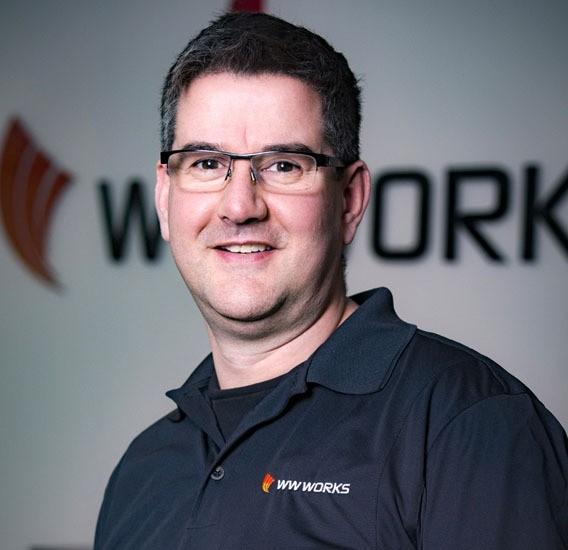 Wade Weppler, founder of WWWorks headshot